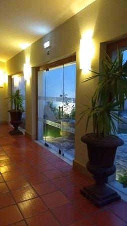 Pousada de Ourem - Fatima Historic Hotel: Varanda