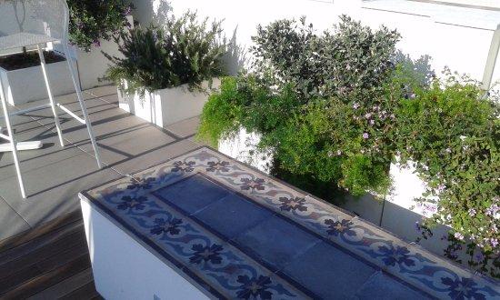 Recupero di piastrelle d epoca foto di hotel medinblu reggio