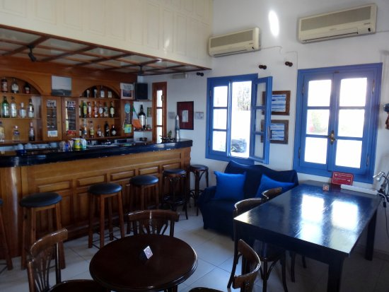 Blue Bay Hotel: bar