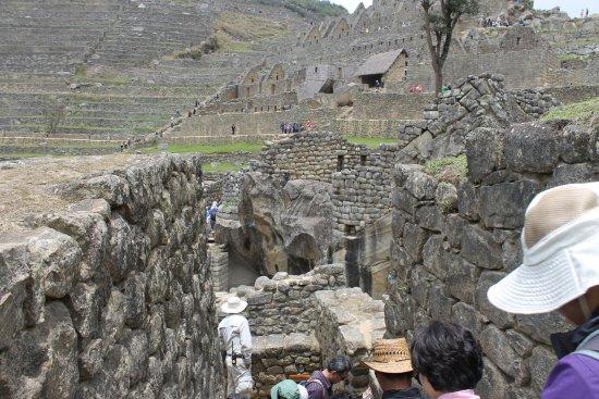 Temple of Condor: Vista general.
