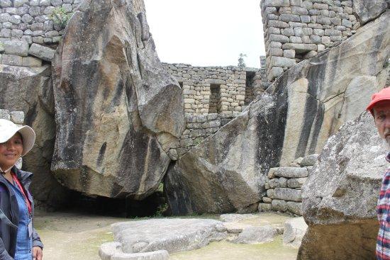 Temple of Condor: Alas del condor.
