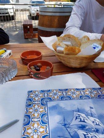 Portugal Restaurant: bread basket