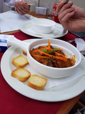 Benoni, Zuid-Afrika: best chicken livers EVER