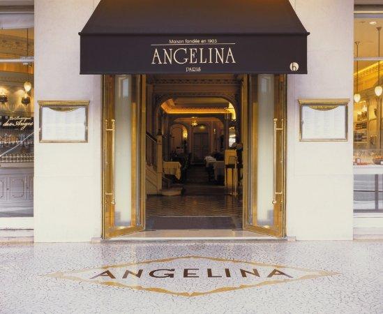 Angelina, Paris - 226 rue de Rivoli, Louvre/Palais Royal ...