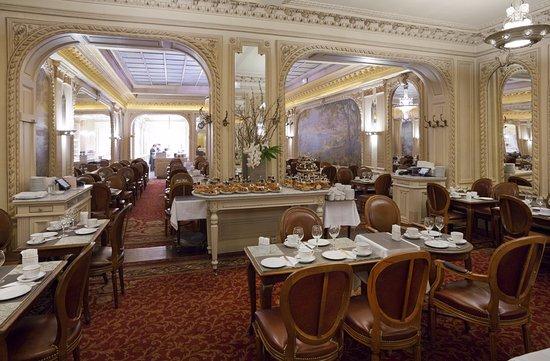 vue de l ensemble du - Cafés famosos em Paris: Um guia completo dos cafés mais famosos da cidade luz - paris