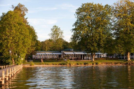 Seeshaupt, Almanya: Direkt am See gelegen mit unglaublichem Blick