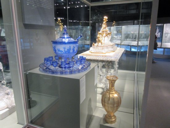 Corning, Nowy Jork: Glass art