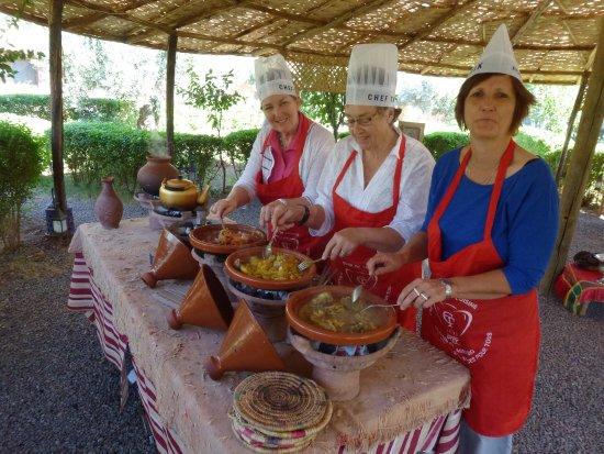 Atelier De Cuisine Chef Tarik Orty-Ct