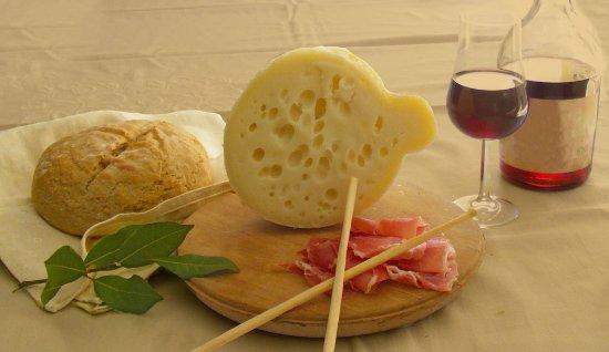 Montescaglioso, Ιταλία: Assaggi di Formaggi