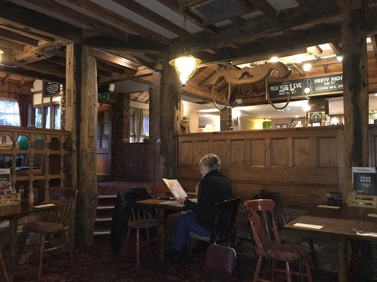 Stoke Bruerne, UK: Navigation Inn