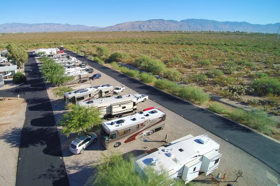 adventure bound camping resort tucson az avis terrain de camping tripadvisor. Black Bedroom Furniture Sets. Home Design Ideas