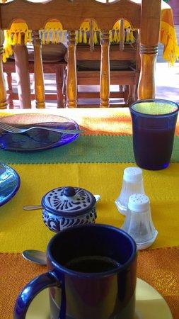 Santa Elena, Μεξικό: Café