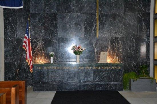 Henri-Chapelle, Bélgica: US Friedhof Henri Chapelle Belgien