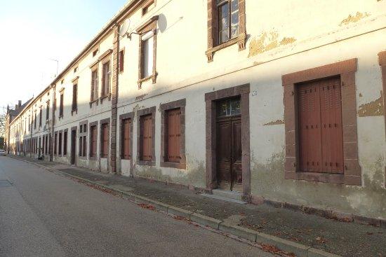 Neuf-Brisach, Francja: Ancienne caserne