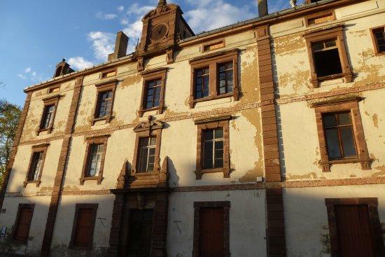 Neuf-Brisach, Francja: Ancienne caserne Vauban (puis école militaire allemande après 1870)
