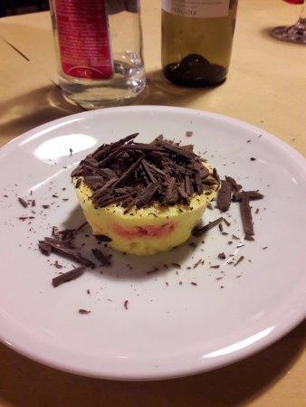 Osteria di San Piero: zuppa inglese ;)