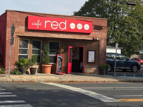 Cafe Red Kings Park Ny