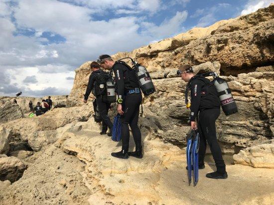 Corsair Diving Malta: photo2.jpg