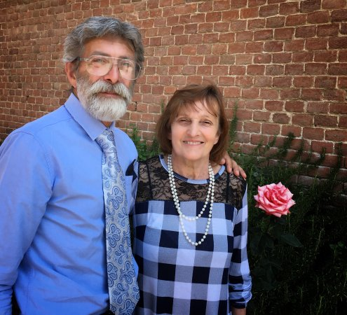 Sinio, Italy: Rita e Angelo, i proprietari