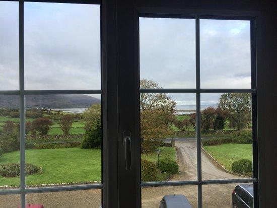 Drumcreehy Country House: vista desde la habitación