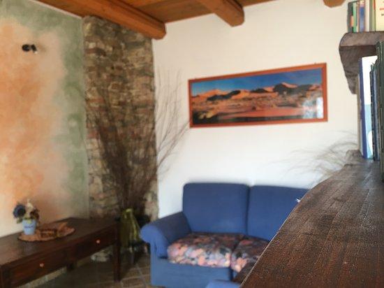 Sinio, Włochy: Salottino relax