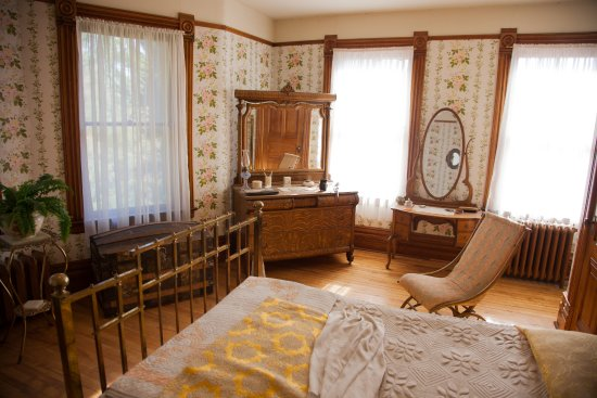 Vernon, Kanada: O'Keefe Mansion Guest Room