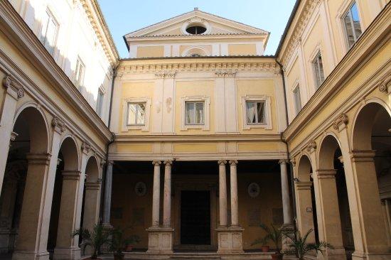Imagini pentru san gregorio magno roma