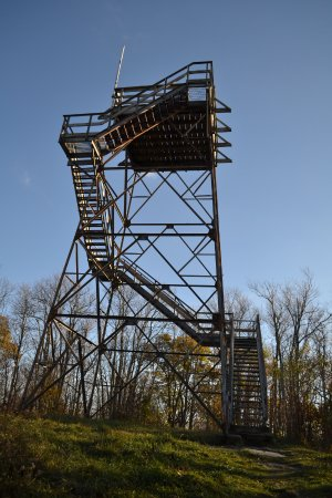 Bickel Knob Observation Tower