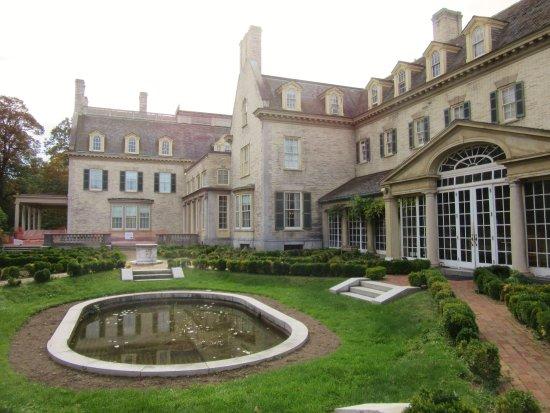 George Eastman Museum: Terrace Garden