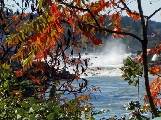 Willamette Falls: Fall and the Falls
