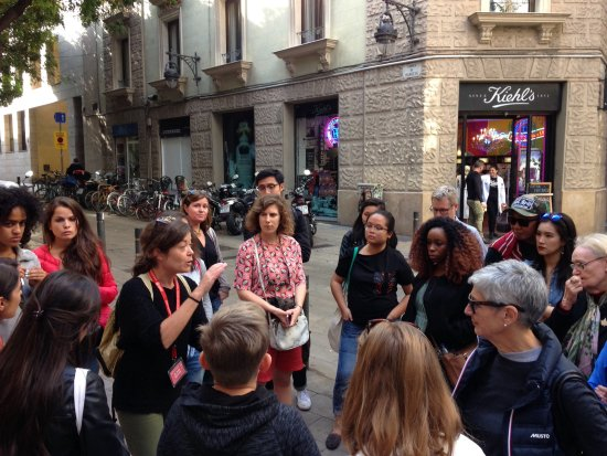 Barcelona Free Tours: Free walking tour