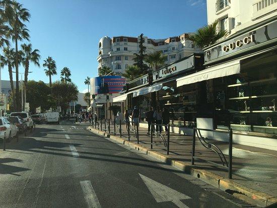Image result for cannes shops of La Croisette