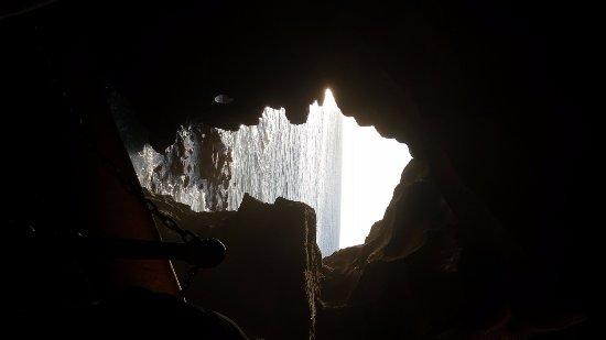 Região de Tanger-Tétouan, Marrocos: Grotte d'Hercule à 15 Km de Tanger. Must see