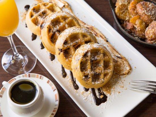 Wayne, Пенсильвания: Waffle S'mores