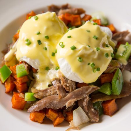 Wayne, PA: Duck Hash & Eggs