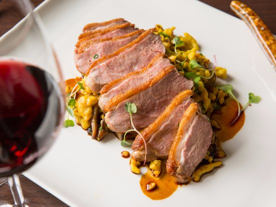 Paramour at Wayne Hotel: Crescent Duck Farm's Duck Breast