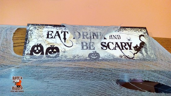 Igor's Bistro Rock Island IL _ Eat Drink & Be Scary