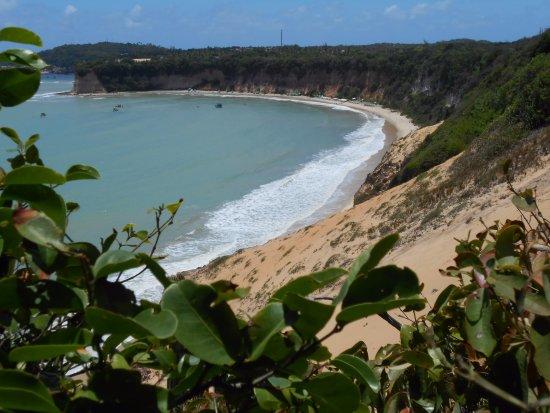 Santuario Ecologico de Pipa: miradores, Praia Dos Golfinhos
