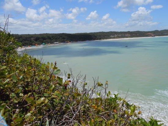 Santuario Ecologico de Pipa: miradores, Praia Madeiro