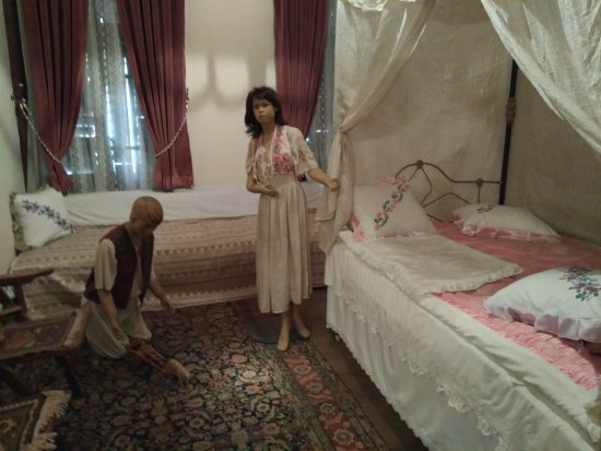Alanya Ataturk House Museum: спальня