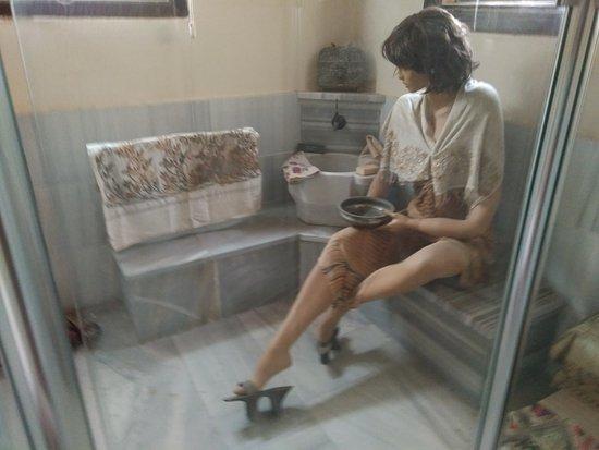 Alanya Ataturk House Museum: хамам домашний