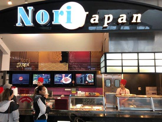 Nori Japan, Fairfield Commons Mall, Beaver Creek, Ohio