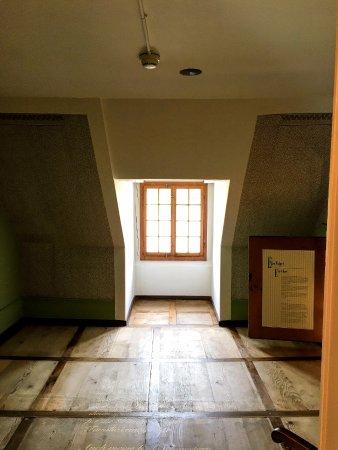 Oberhofen am Thunersee, Suiza: dependencias de los criados