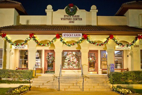 Fort Worth, TX: Christmas in the Stockyards