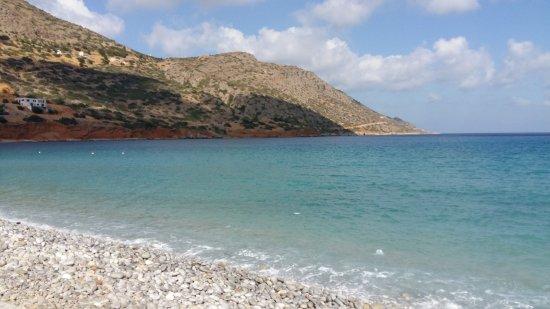 Plaka, Greece: plaża