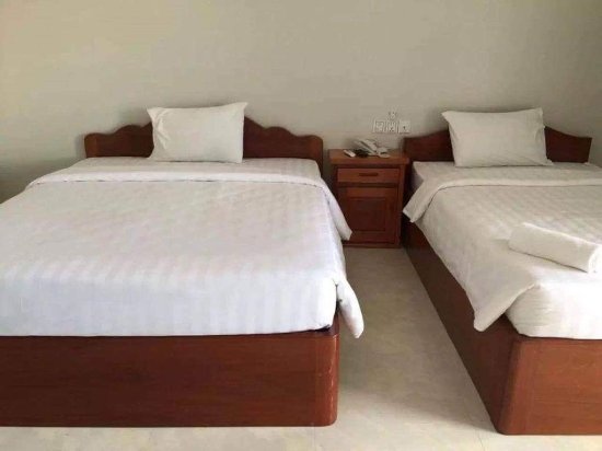 Sea View Villa: Blue SKY guesthouse , Sihanouk ville