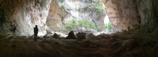 El Bosque, Испания: grotta dell'eremita