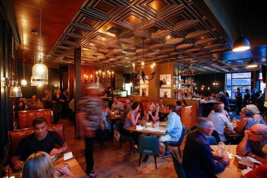 Bar Picture Of Lohi Steakbar Denver Tripadvisor