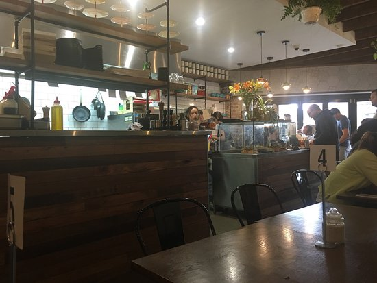 Greater Sydney, Australien: Great energy at this hidden gem of a cafe