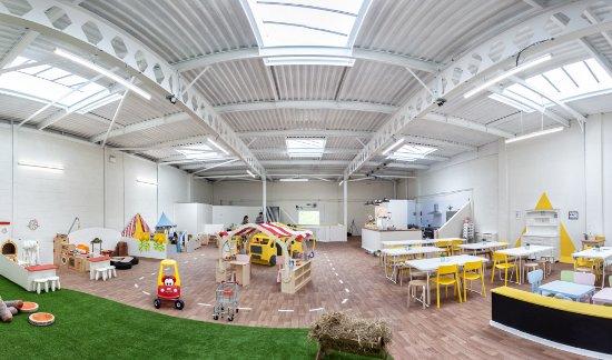 Peterlee, UK: Inside Little Land Play